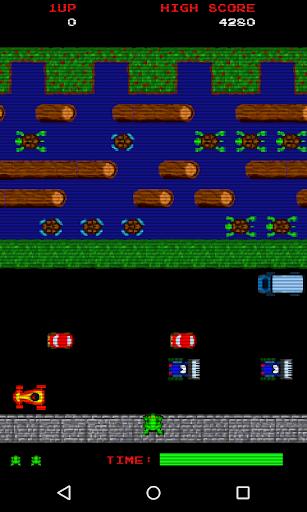 Retro Jumping Frog 1.43 screenshots 2