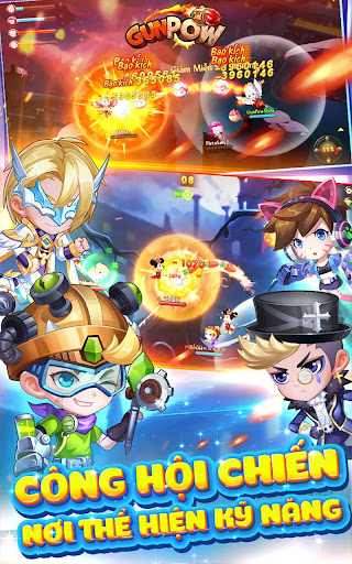 GunPow - Bu1eafn Gu00e0 Teen PK  screenshots 5