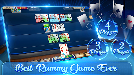 Rummy 500 1.7.9 screenshots 2