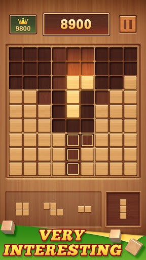 Wood Block 99 - Wooden Sudoku Puzzle modavailable screenshots 7