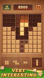 Wood Block 99 – Wooden Sudoku Puzzle 7
