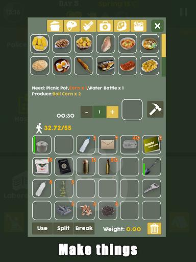 Last Day Survival : Survivor 1.7.6 screenshots 9