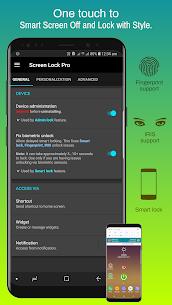 Screen Lock Pro Apk – Fingerprint, Smart lock, IRIS (Full Paid) 1