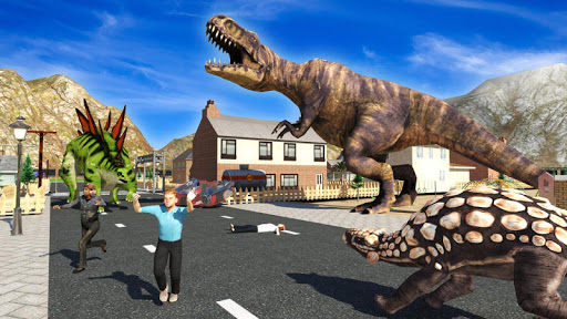 Dinosaur Simulator Games 2021 - Dino Sim 2.6 screenshots 9