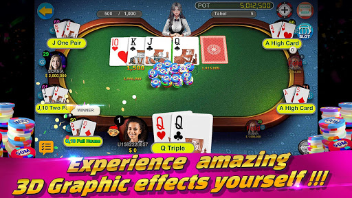 Boss Poker u2013 Texas Holdem Blackjack Baccarat  screenshots 1