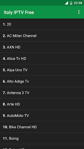 Foto do Italy IPTV Free