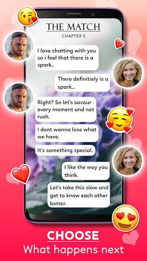 Love Stories: Interactive Chat Story Texting Games apkdebit screenshots 2