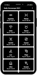 Daily Horoscope - Zodiac 2021