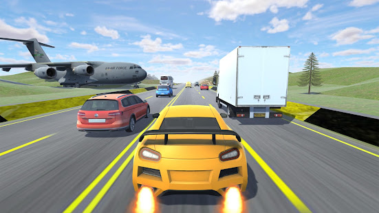 Gadi Car Driving Racing 4.7 screenshots 1