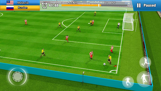 Soccer Games Hero: Play Football Game Tournament 5.9 screenshots 3