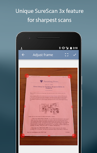 TurboScan scan documents and receipts in PDF 3