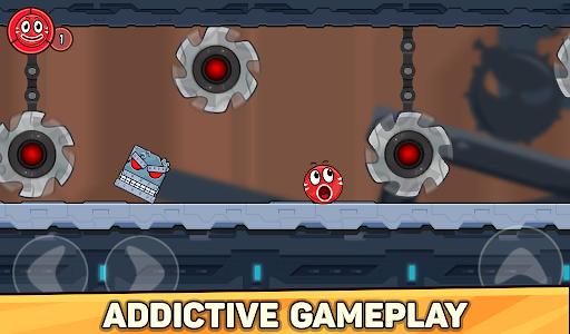 Roller Ball Adventure: Bounce Ball Hero android2mod screenshots 22