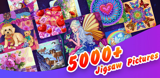 Jigsaw Coloring: Number Coloring Art Puzzle Game modavailable screenshots 15
