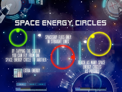 Space Energy Circles Hack Game Android & iOS 3