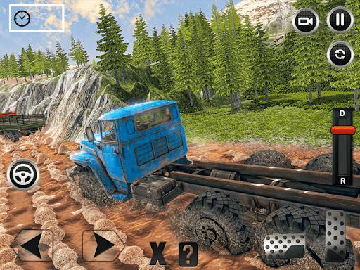 Offroad Mud Truck Simulator 2020: Dirt Truck Drive 1.8 Screenshots 7