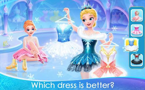 Romantic Frozen Ballet Life