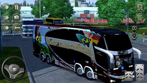 Euro Bus Simulator 2021 : Ultimate Bus Driving screenshots 2