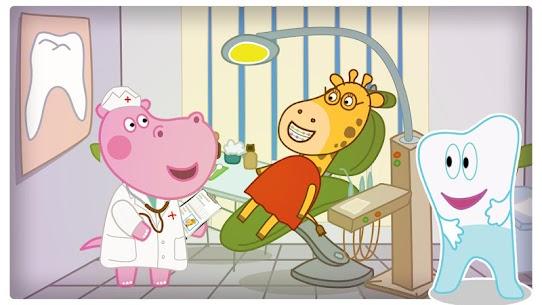 Kids Doctor: Dentist 1.4.1 APK Mod Latest Version 2
