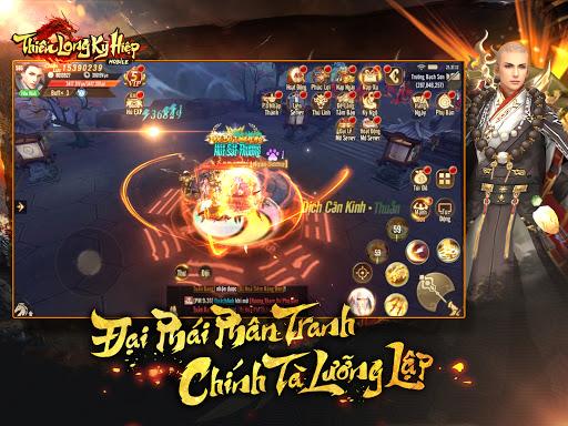 Thiu00ean Long Ku1ef3 Hiu1ec7p screenshots 12