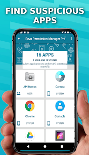 Revo App Permission Manager Premium v1.1.470 MOD APK 5