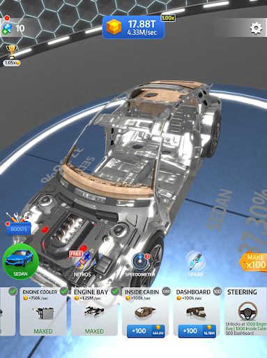 Cars Inc. 1.7.0 screenshots 12
