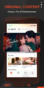 WeTV - Cdrama, Kdrama & More Screenshot