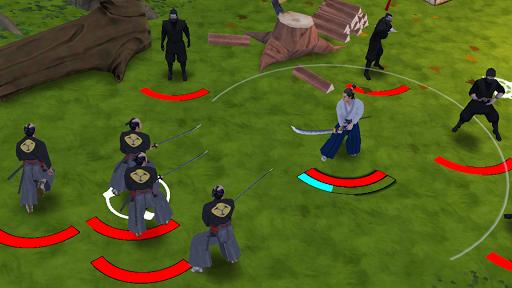 Bushido Saga - Nightmare of the Samurai apkpoly screenshots 8