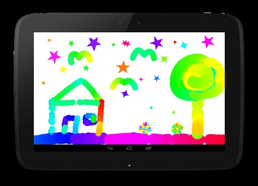 Baby Distractor: Finger Paint  Screenshots 4