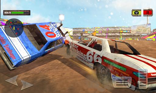 Demolition Derby Car Crash Stunt Racing Games 2021 3.0 Screenshots 5