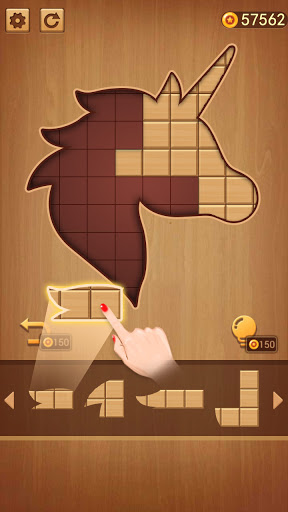 BlockPuz: Jigsaw Puzzles &Wood Block Puzzle Game apkslow screenshots 2