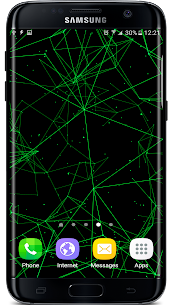 Particle Plexus Live Wallpaper APK 4