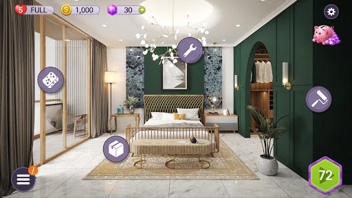 Home Design: Modern Luxury Renovation 1.0.17 screenshots 5