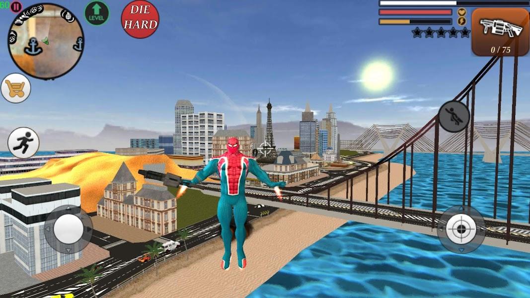 Spider Vegas Crime Simulator