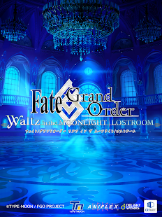 Fate/Grand Order Waltz in the MOONLIGHT/LOSTROOM Screenshot
