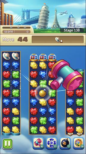 Jewels World POP : Puzzle Master 2021 1.0.7 screenshots 23