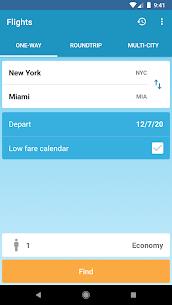 Flights 4.2.0 [MOD APK] Android 1