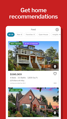 Redfin Real Estate: Search & Find Homes for Saleのおすすめ画像5