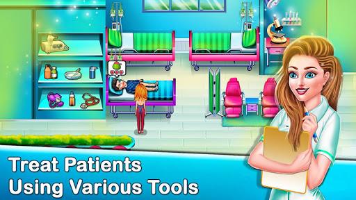 My Hospital Doctor Arcade Medicine Management Game Screenshot 1