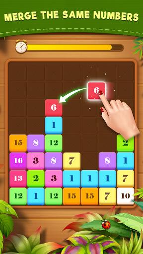 Drag n Merge: Block Puzzle 2.9.10 screenshots 1
