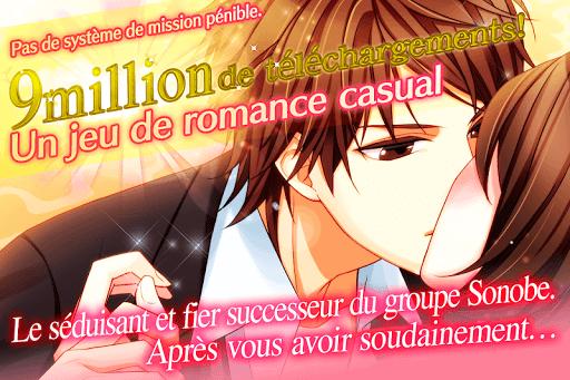 Dans le secret de mon coeur: Otome games français APK MOD – Monnaie Illimitées (Astuce) screenshots hack proof 1