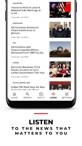 VOA News 4.2.2 Screenshots 4
