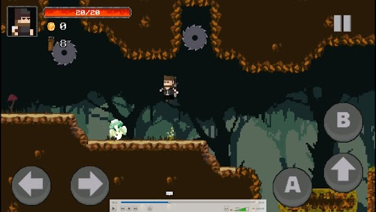 Rune Sword: Action Platformer Mod Apk 1.4.35 (Lots of Gold Coins) 7