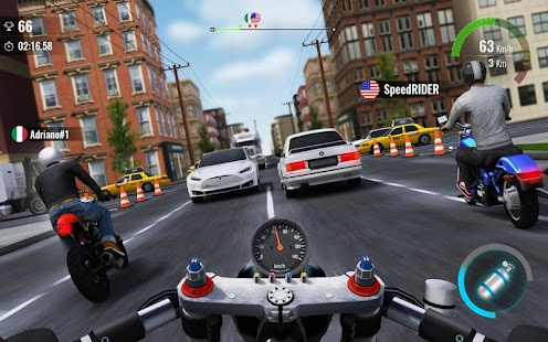 Moto Traffic Race 2: Multiplayer Screenshot