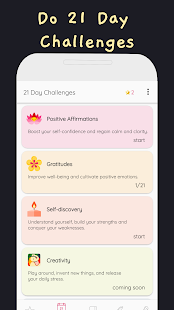Diary with Lock, Free Diary App by Pointo Screenshot