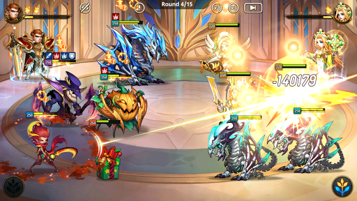 Summoners Era - Arena of Heroes  screenshots 5
