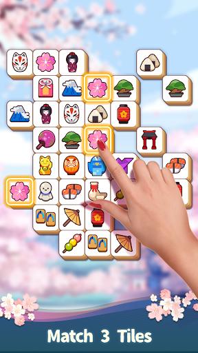 Tile Match Mahjong  - Connect Puzzle 1.0.5 screenshots 1