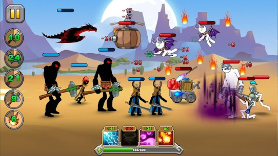 I Am Wizard Mod Apk (High Attack/Defense) 3