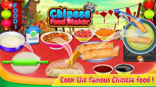 Chinese Street Food - Cooking Game  screenshots 1