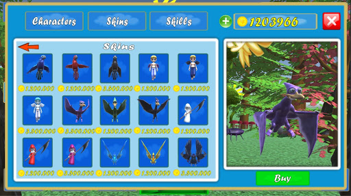 Free Fly 2.01 screenshots 6