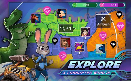 Disney Heroes: Battle Mode 3.2.10 screenshots 5